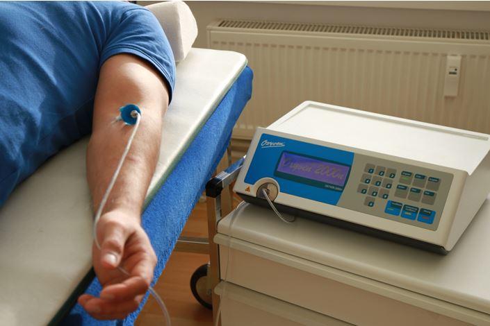 Intravenoese Sauerstofftherapie